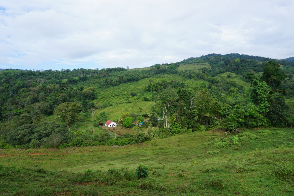 Costa Rica Cultuur Leven platteland