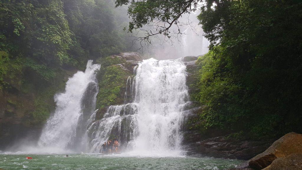 watervallen Costa Rica Nauyaca