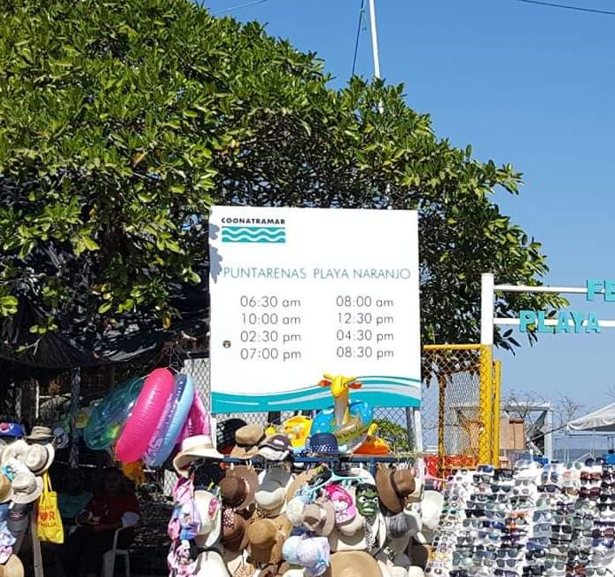 ferry Puntarenas