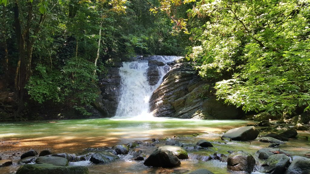 watervallen Costa Rica