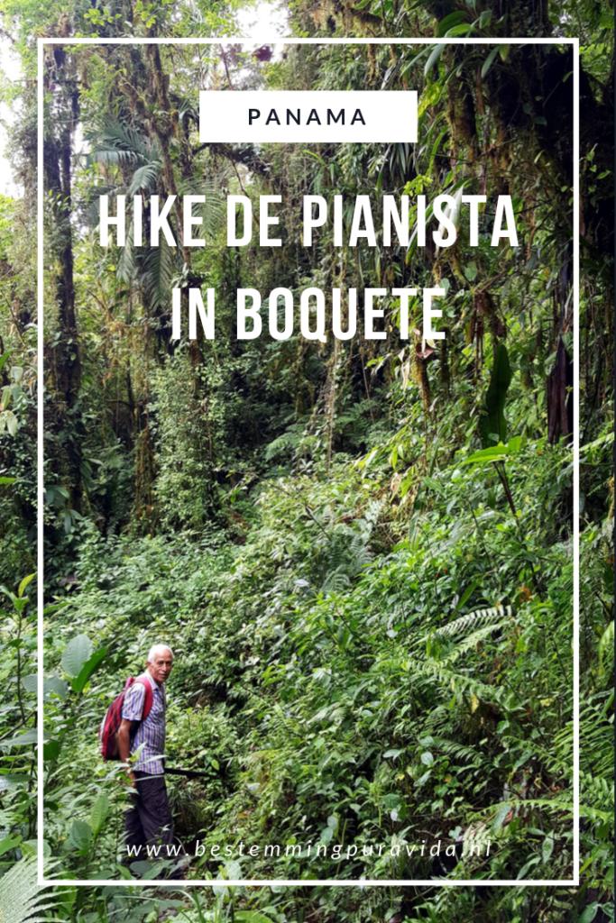Boquete Panama Costa Rica