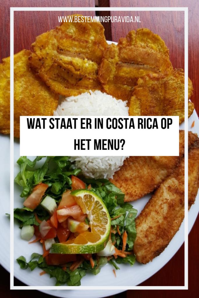 Costa Ricaanse keuken