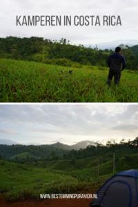 Kamperen in Costa Rica