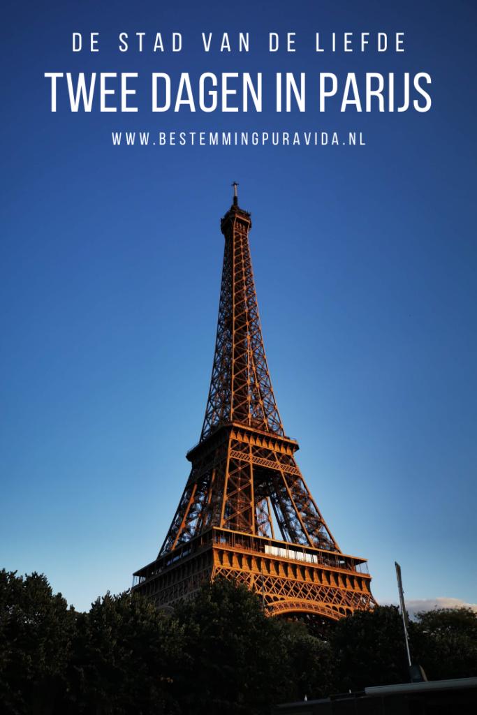 Twee dagen in Parijs