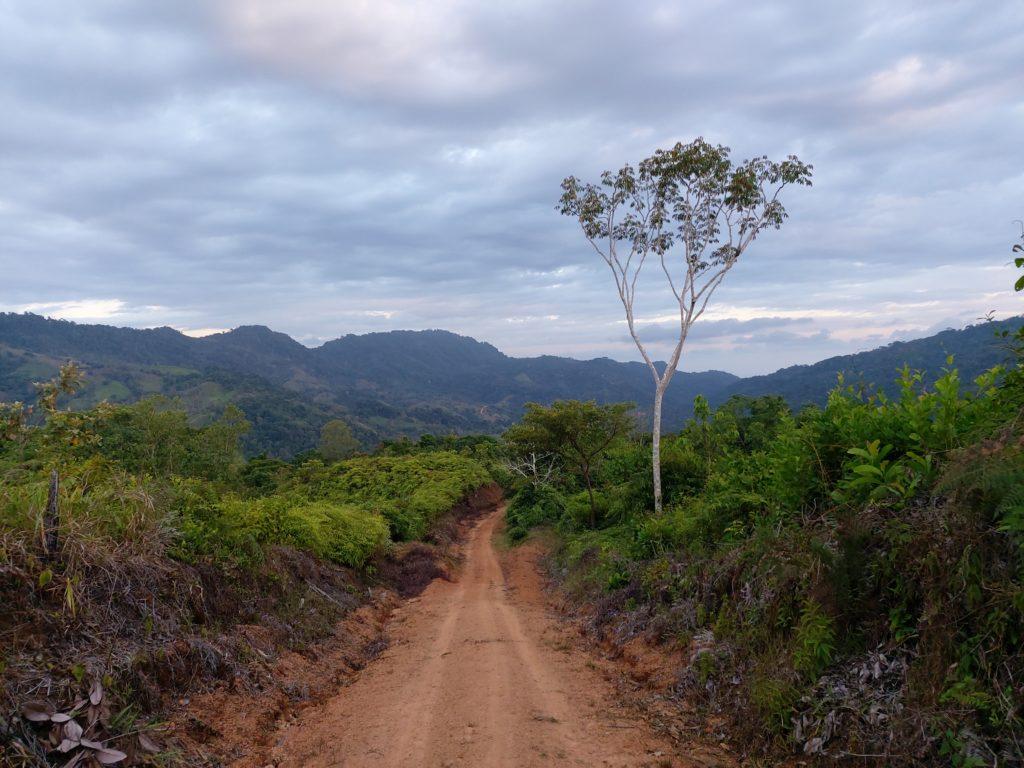 grenzen Costa Rica