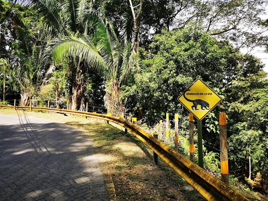 routes Costa Rica