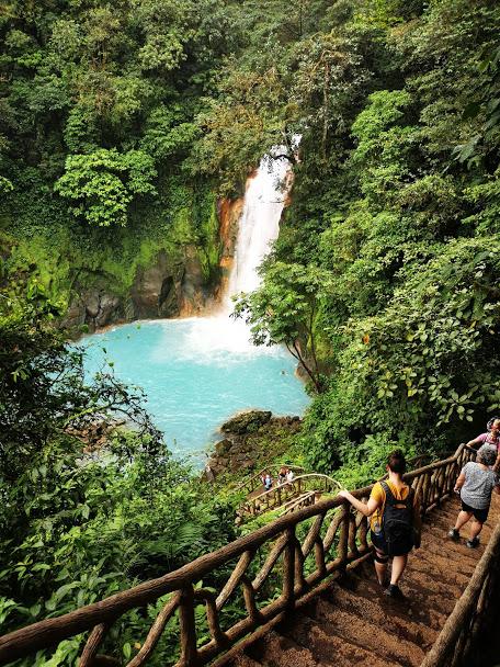 Costa Rica route