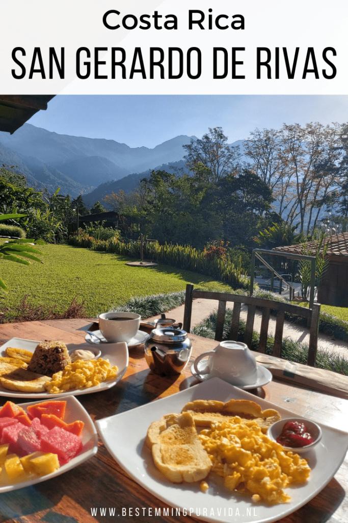 Hoogste berg Costa Rica