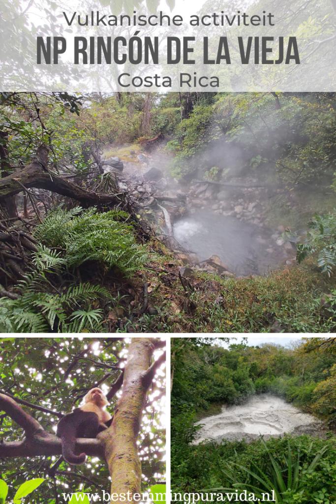 Nationaal park Rincon de la Vieja